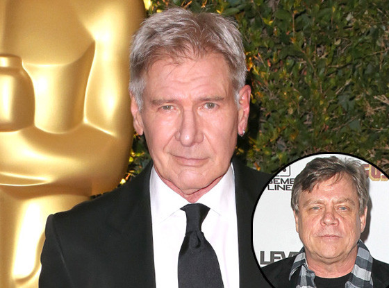 Harrison Ford, Mark Hamill