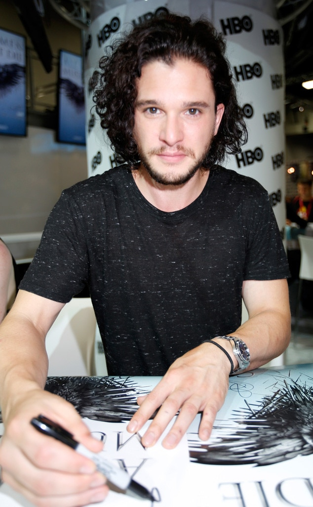 Kit Harington, Comic-Con