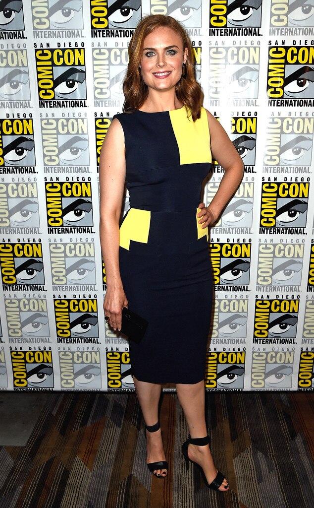 Emily Deschanel, Comic-Con