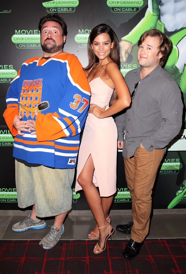 Kevin Smith, Genesis Rodriguez, Haley Joel Osment, Comic-Con