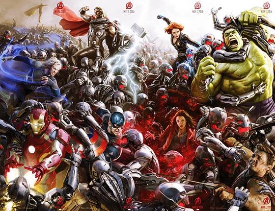 Marvel, Avengers