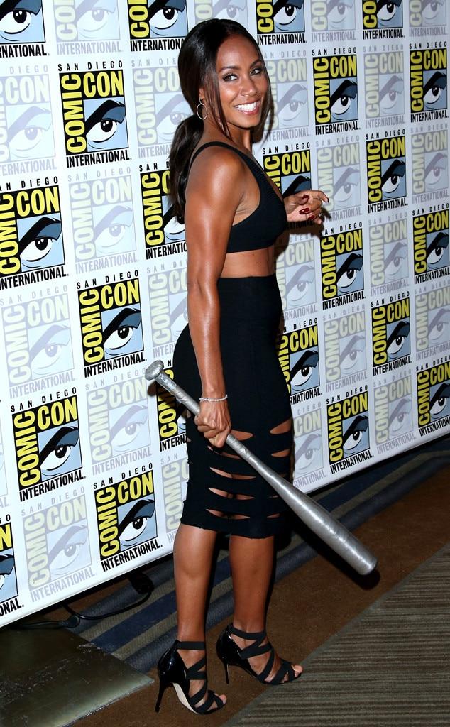 Jada Pinkett Smith, Comic-Con