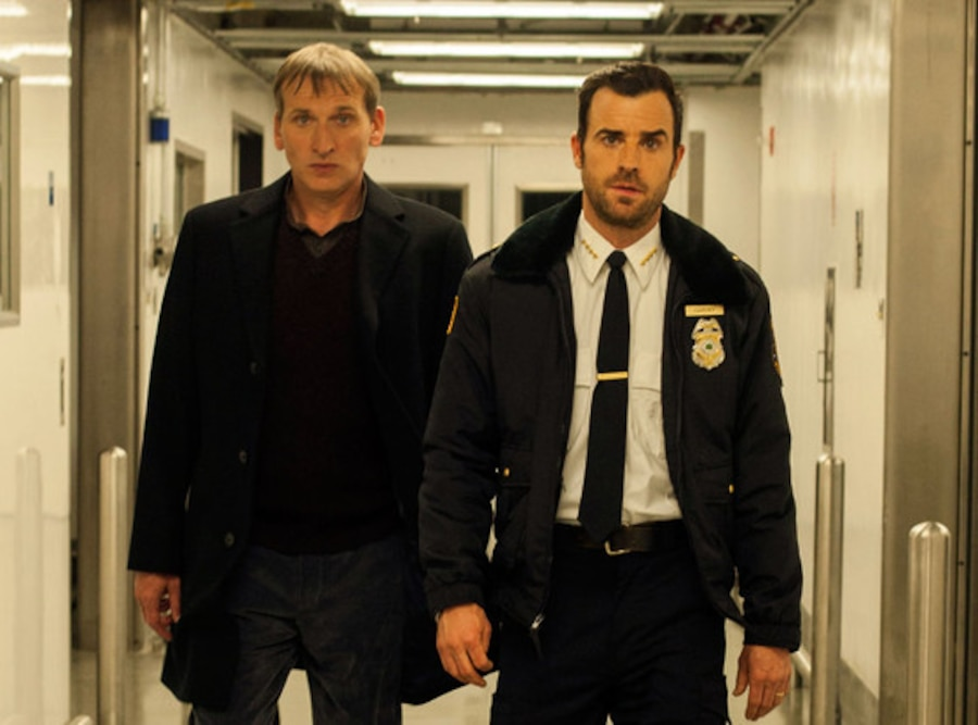 The Leftovers, Christopher Eccleston, Justin Theroux