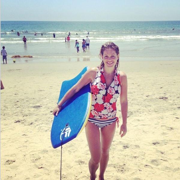 Candace Cameron Bure, Bikini, Instagram