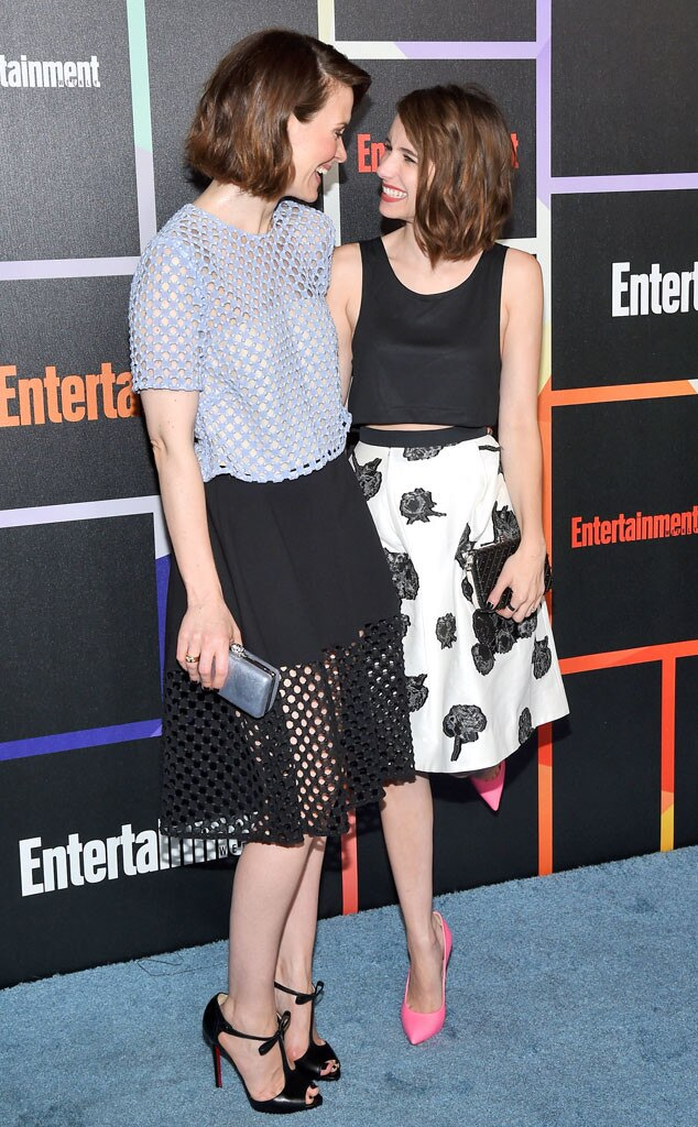Sarah Paulson, Emma Roberts, Comic-Con