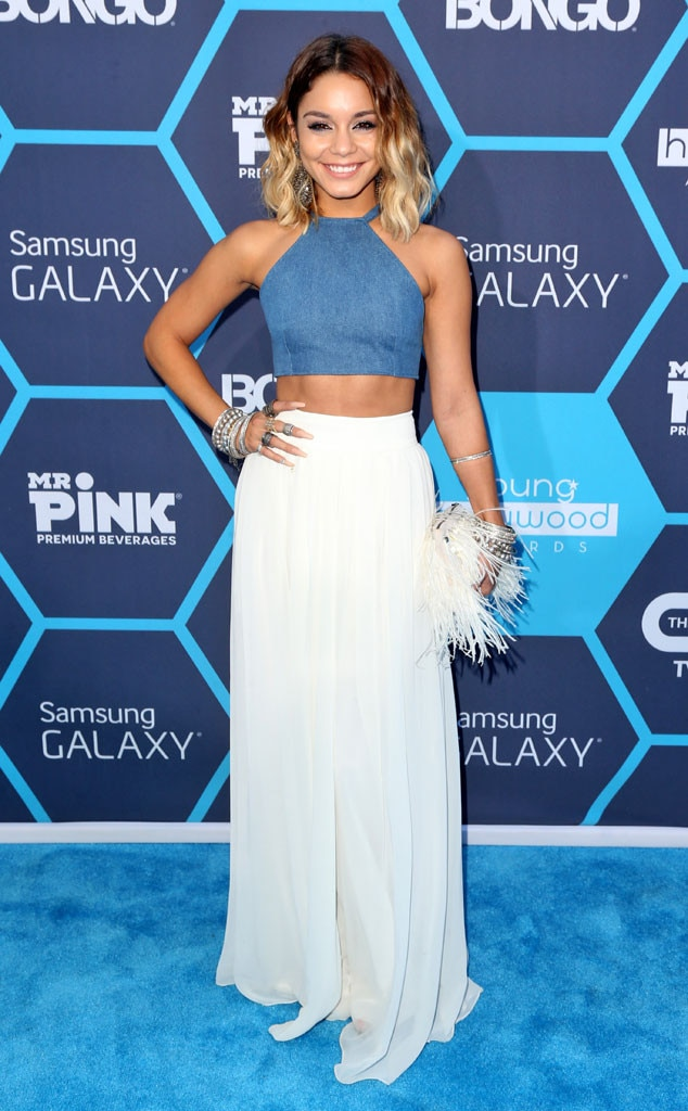 Vanessa Hudgens, Young Hollywood Awards
