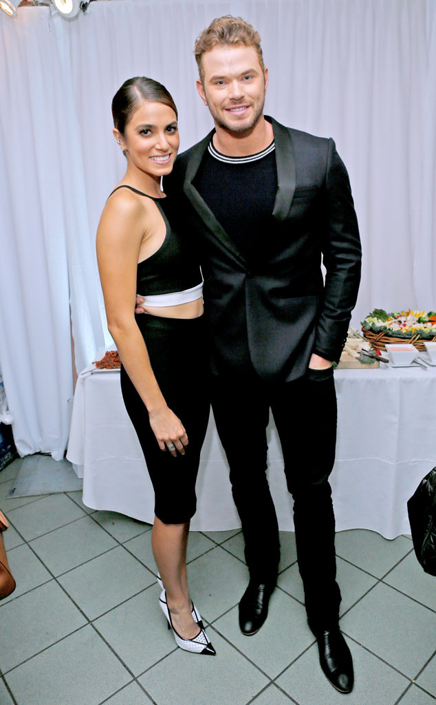 Nikki Reed and Kellan Lutz from 2014 Young Hollywood ...