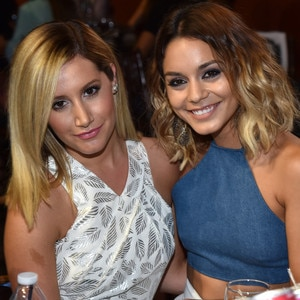 Ashley Tisdale, Vanessa Hudgens, Young Hollywood Awards