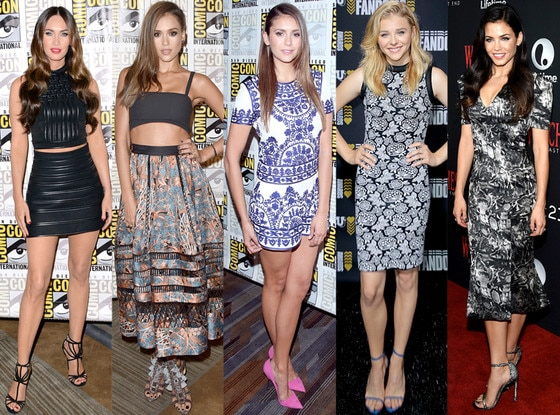 Comic Con, Best Dressed