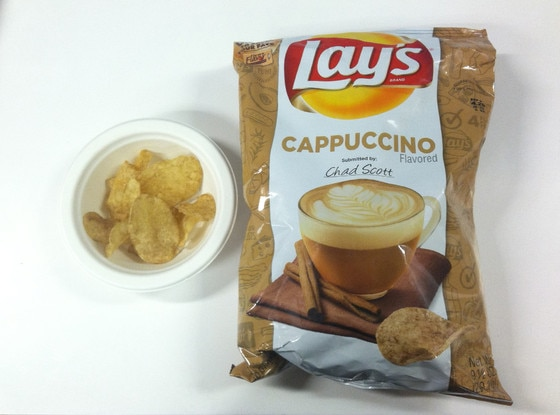 Lays Four Flavors