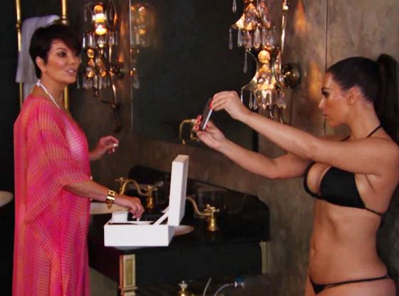KUWTK Clip, Kim Kardashian