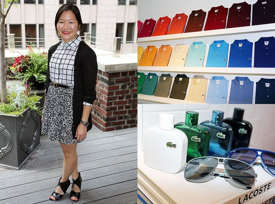 Trendsetters, Lacoste, Emily Liu Coppock, Vice President of Marketing