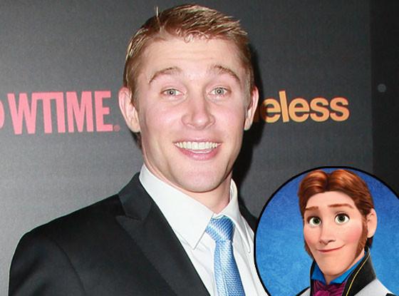 Tyler Jacob Moore, Frozen