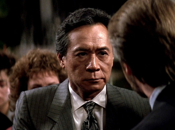 James Shigeta, Die Hard