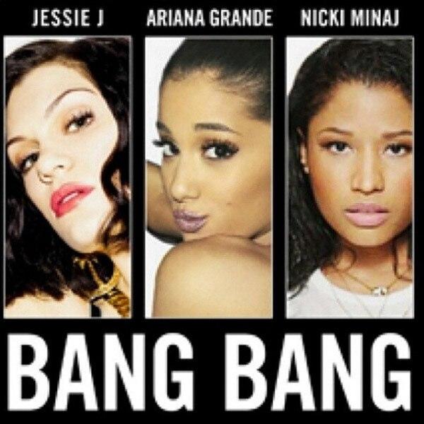 Bang Bang Album, Jessie J, Nicki Minaj, Ariana Grande