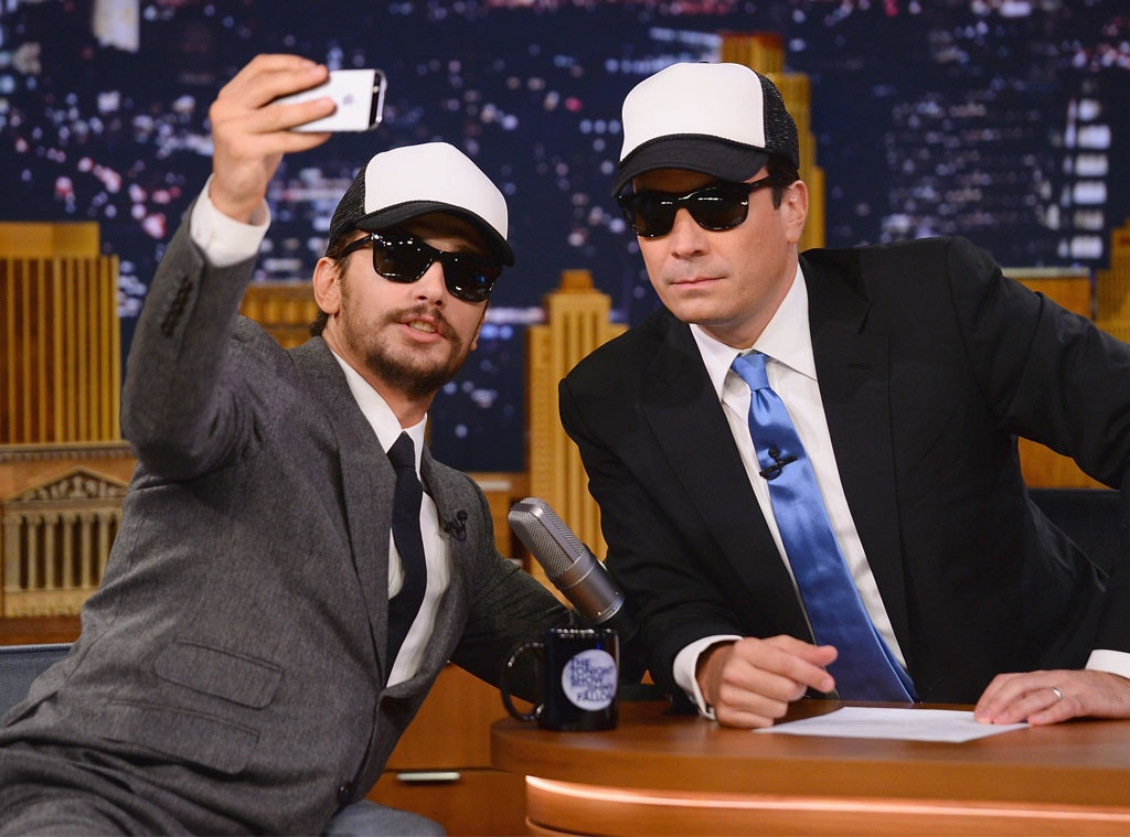 James Franco, Jimmy Fallon, Tonight Show
