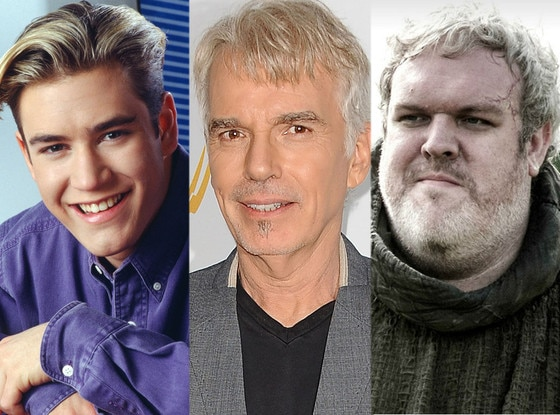 Mark-Paul Gosselaar, Billy Bob Thornton, Hodor