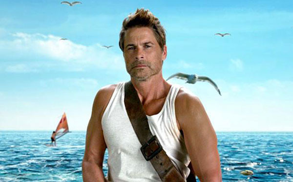 Rob Lowe, Shark Week