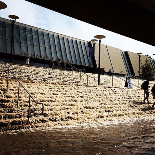 UCLA Flooding