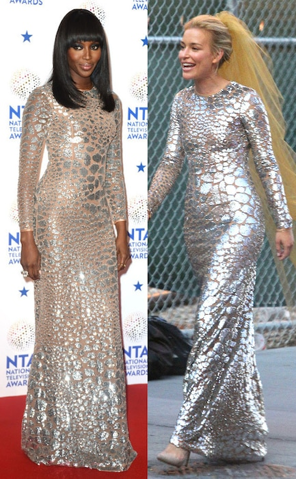 Bitch stole my look naomi campbell vs piper perabo in michael naomi campbell piper perabo junglespirit Choice Image