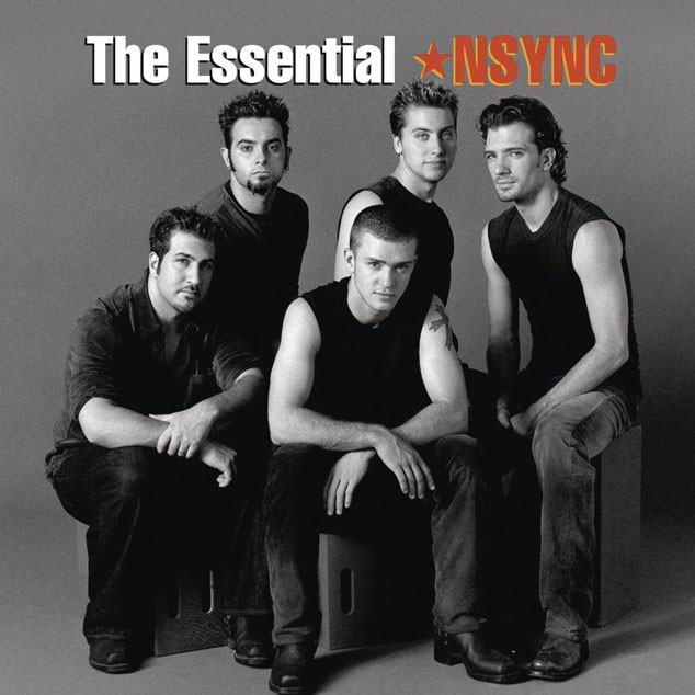 N*Sync, The Essential, Album Cover