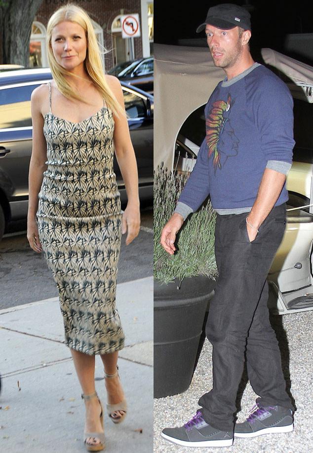 Gwyneth Paltrow, Chris Martin