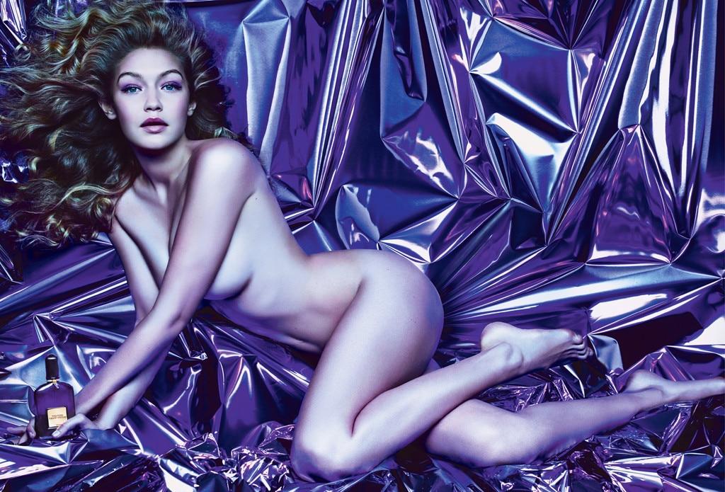Tom Ford, Velvet Orchid, Gigi Hadid