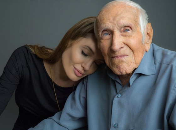 Angelina Jolie, Louis Zamperini