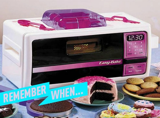 Remember When, Easy Bake Oven