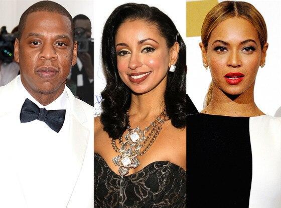 Jay-Z, Mya, Beyonce
