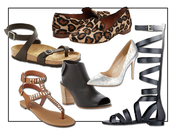 Get The Look: Summer Shoes, Fabulist