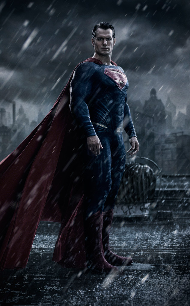 Batman vs. Superman, Superman, Henry Cavill