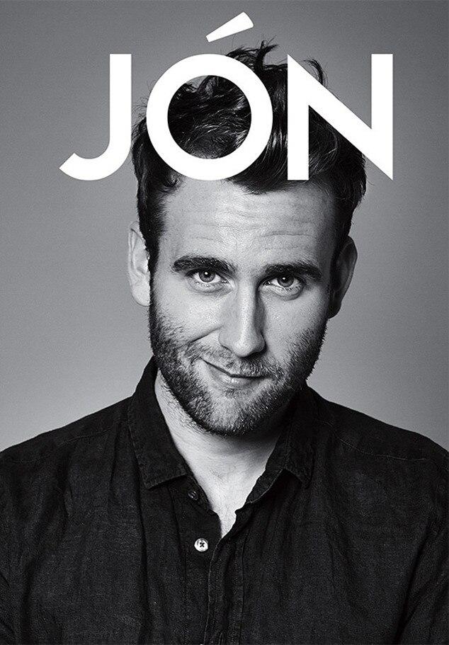 Matthew Lewis, Jon Magazine