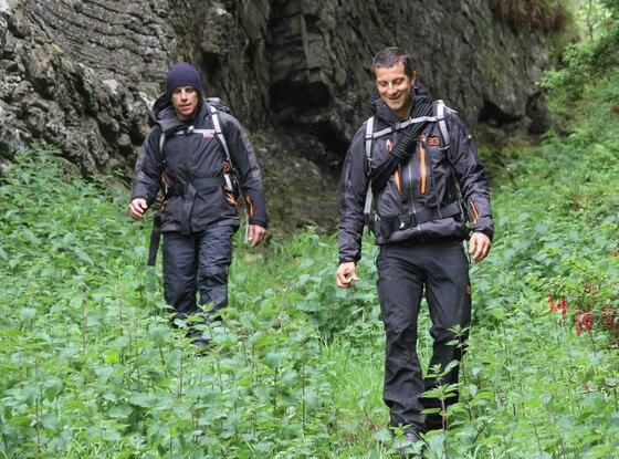 Ben Stiller, Bear Grylls, Running Wild