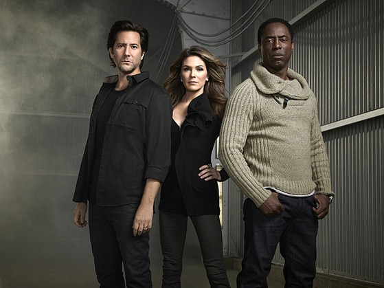 The 100, Henry Ian Cusick, Kane Paige Turco, Isaiah Washington