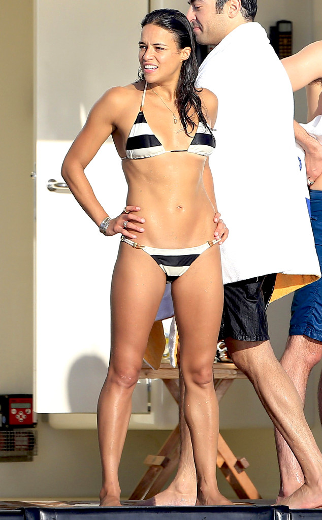 Michelle Rodriguez, Bikini
