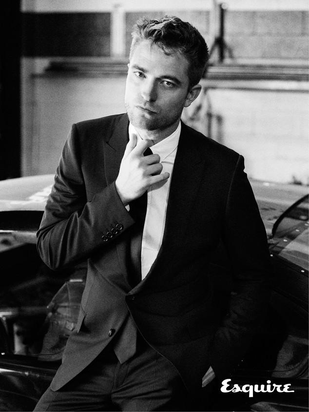 Robert Pattinson, Esquire