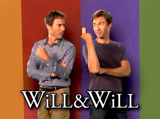 Eric McCormack, Will and Will