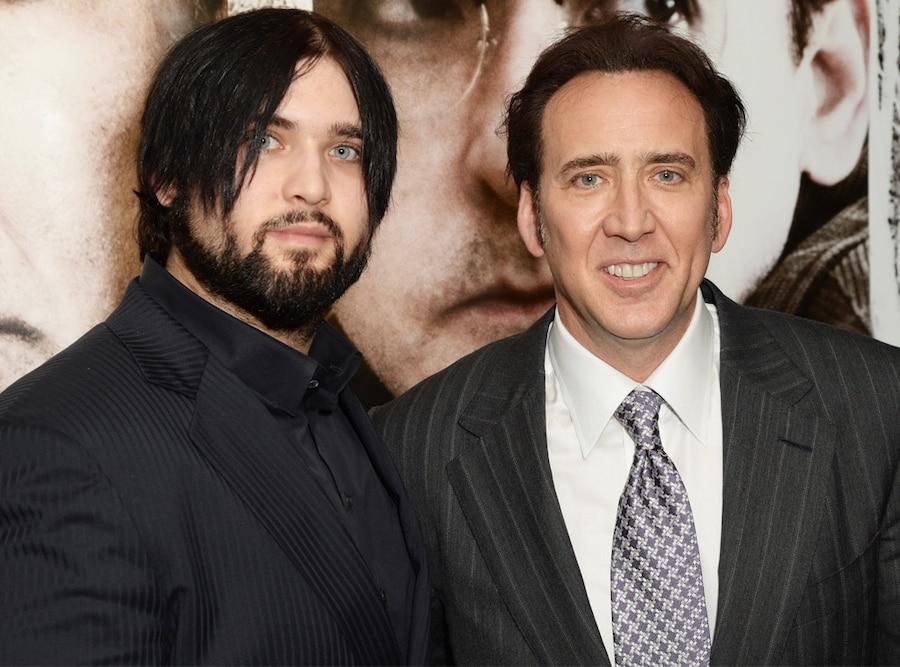 Weston Cage, Nicolas Cage