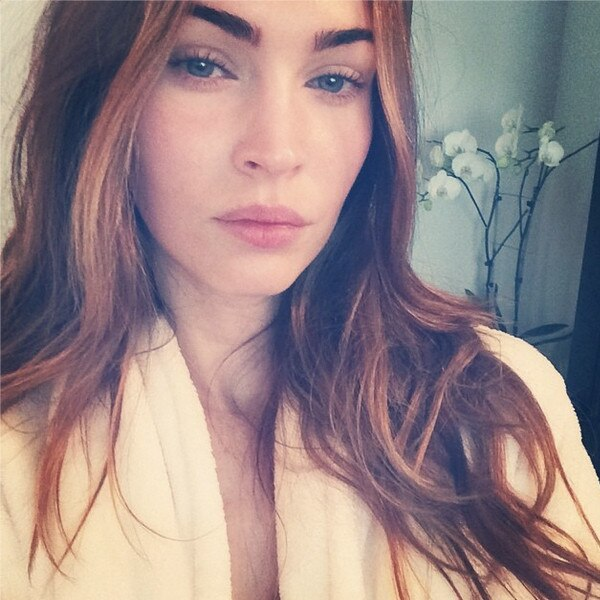 Megan Fox, Instagram