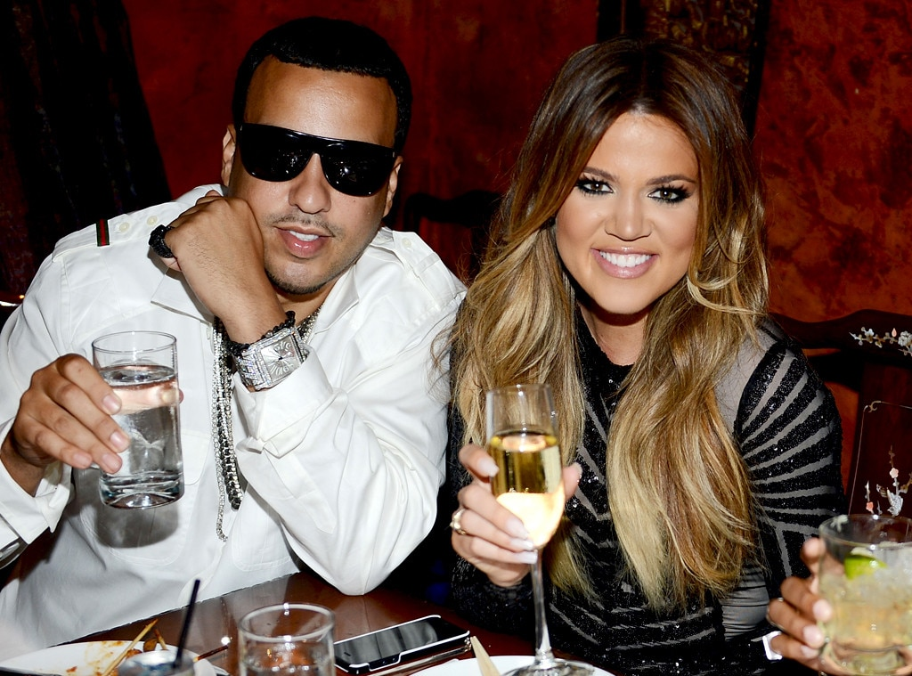 are khloe kardashian and french montana dating Khloe kardashian and french montana aren't exactly a couple againyet we're hanging out, the e star told me this morning at the glendale galleria, where she helped launch dreamworks animation's adventure to santa experience.