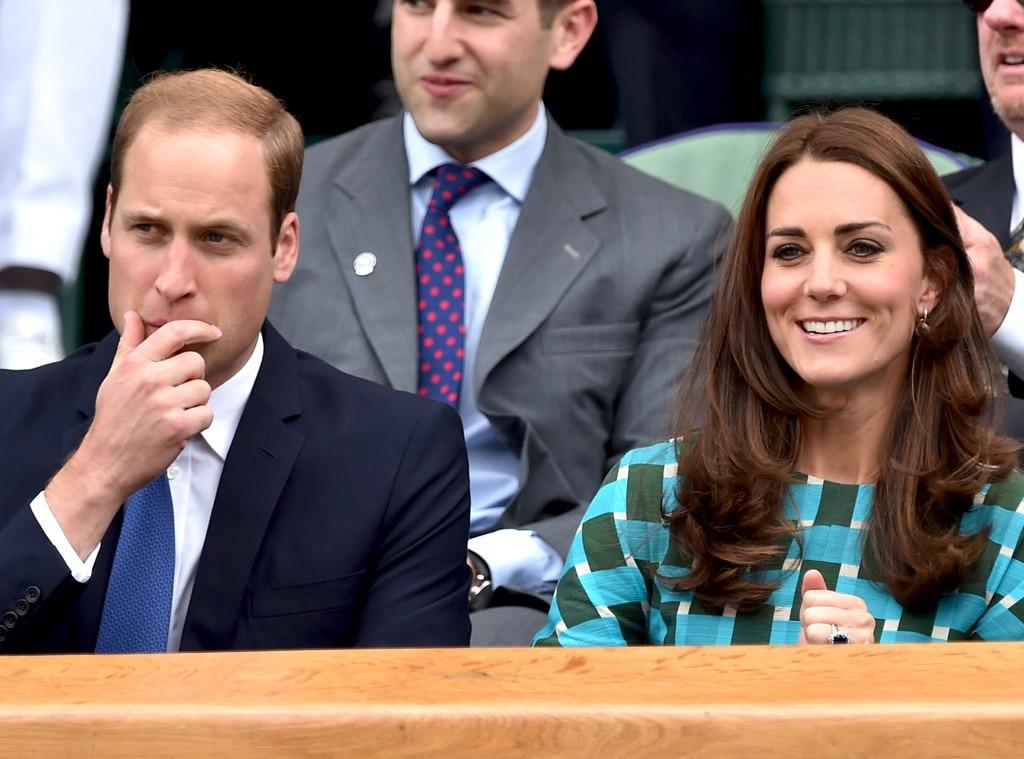 Kate Middleton, Duchess of Cambridge, Wimbledon
