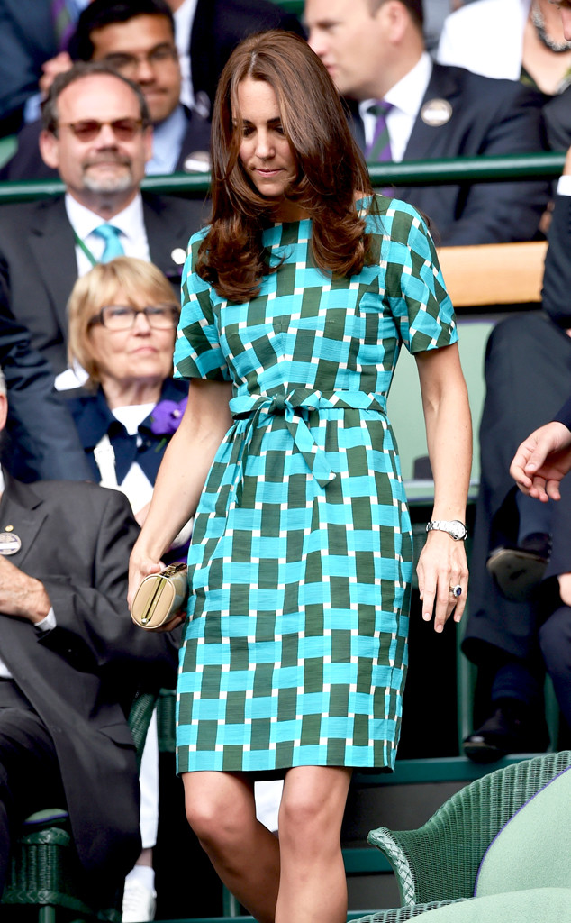 Kate Middleton, Duchess of Cambridge, Wimbledon