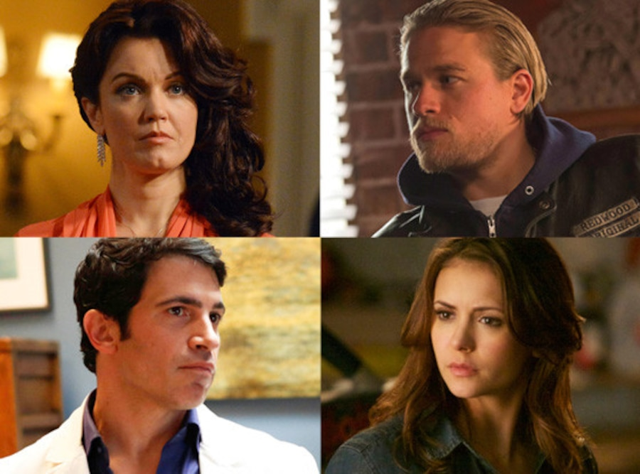 Emmy Snubs, Vampire Diaries, Sons of Anarchy, Scandal, The Mindy Project