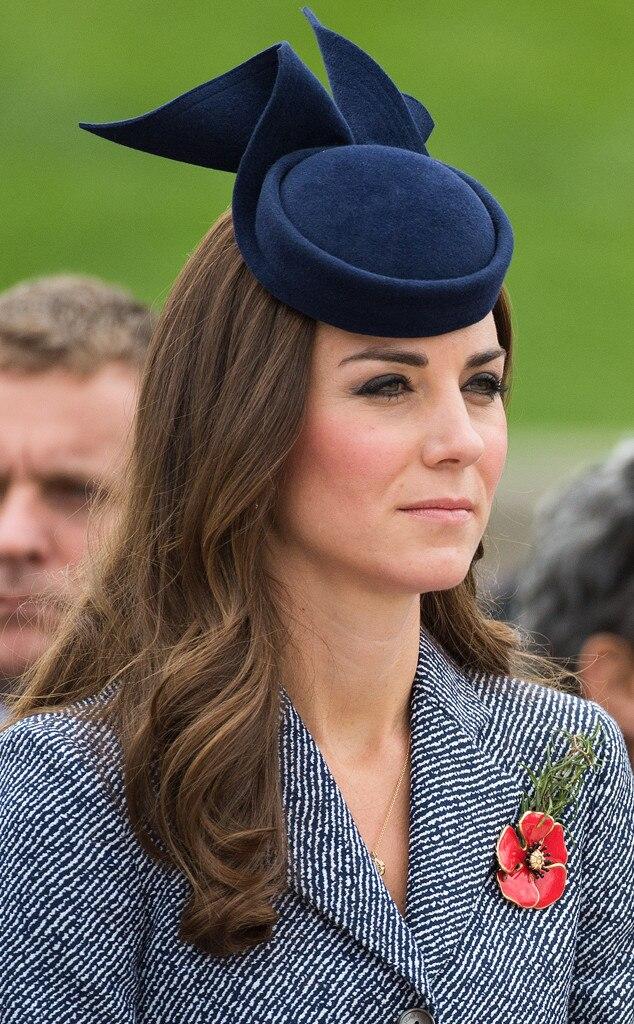 Kate Middleton, Duchess of Cambridge, Fascinator