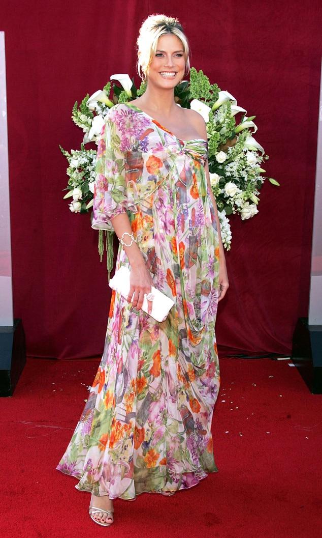 My First Emmys, Heidi Klum