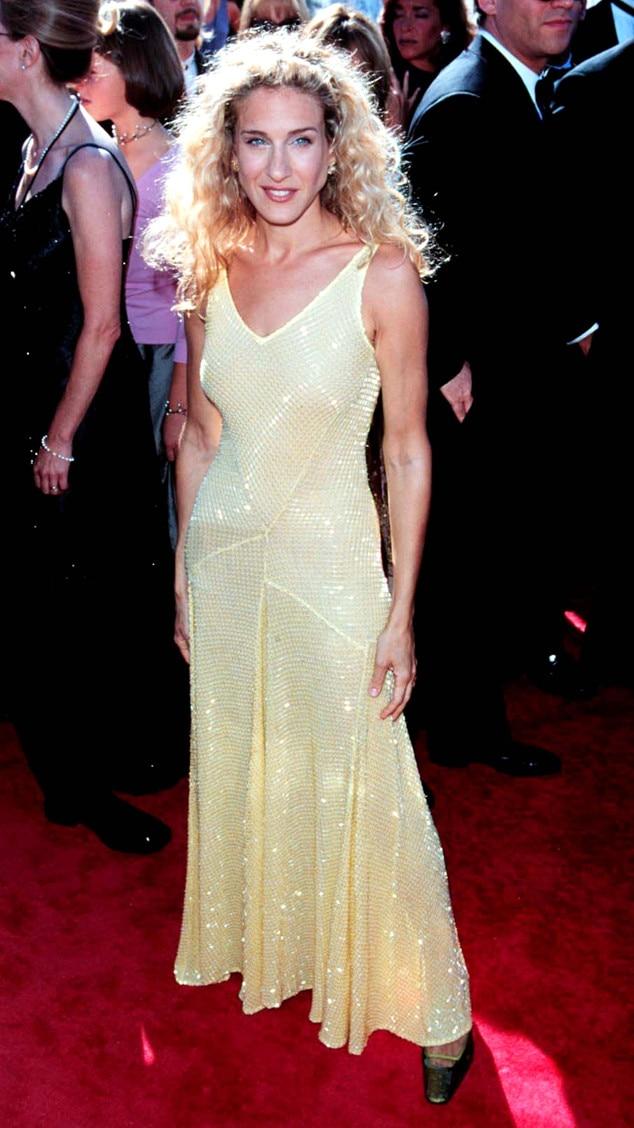 My First Emmys, Sarah Jessica Parker