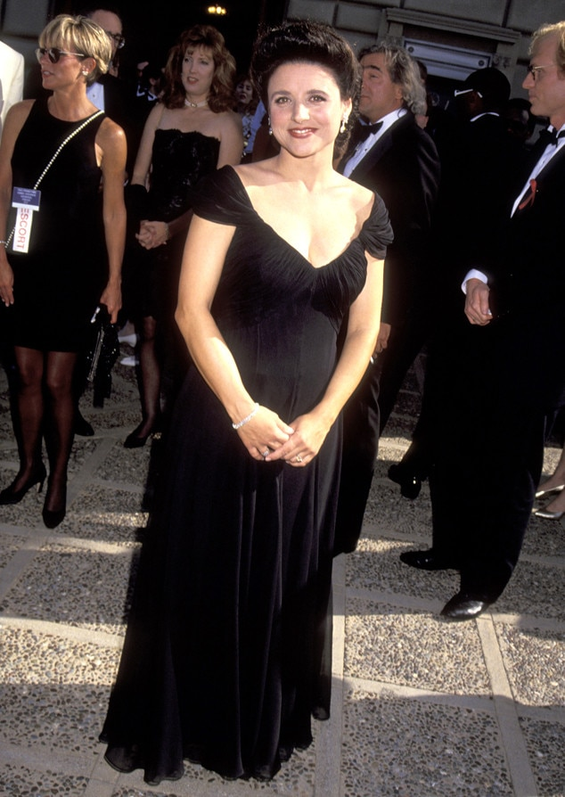 My First Emmys, Julia Louis Dreyfus