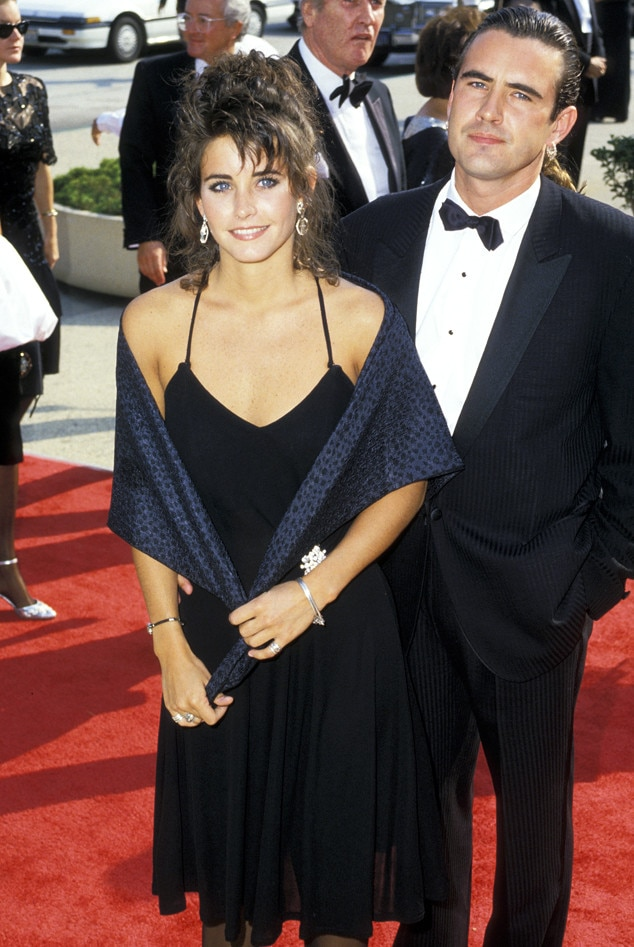 My First Emmys, Courteney Cox