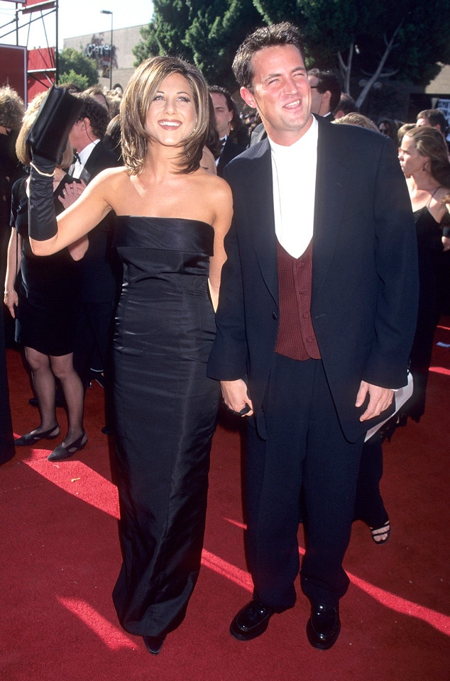 Matthew Perry & Jennifer Aniston from My First Emmys | E! News
